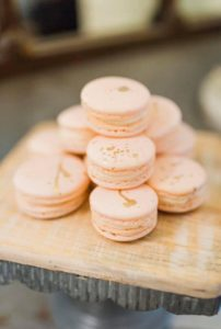 Macarons are a great alternative to wedding cake