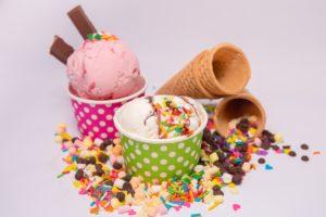 Ice cream: an alternative for Wedding Cake