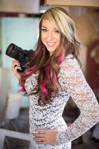 Portrait of Wedding Videographer Cali Hlavac