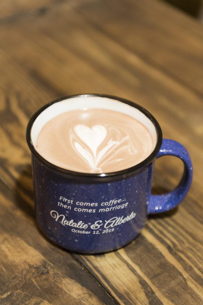 Custom Mug by Coastal Coffee Bar Company