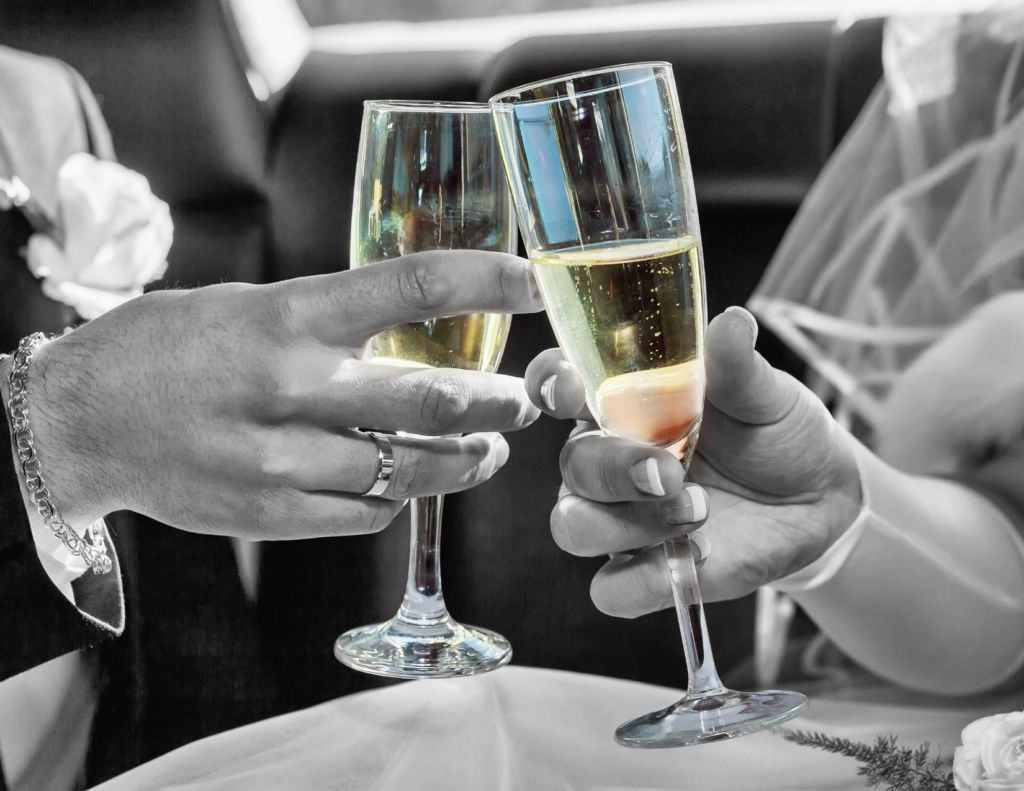 Bride and Groom Approved Wedding Toast