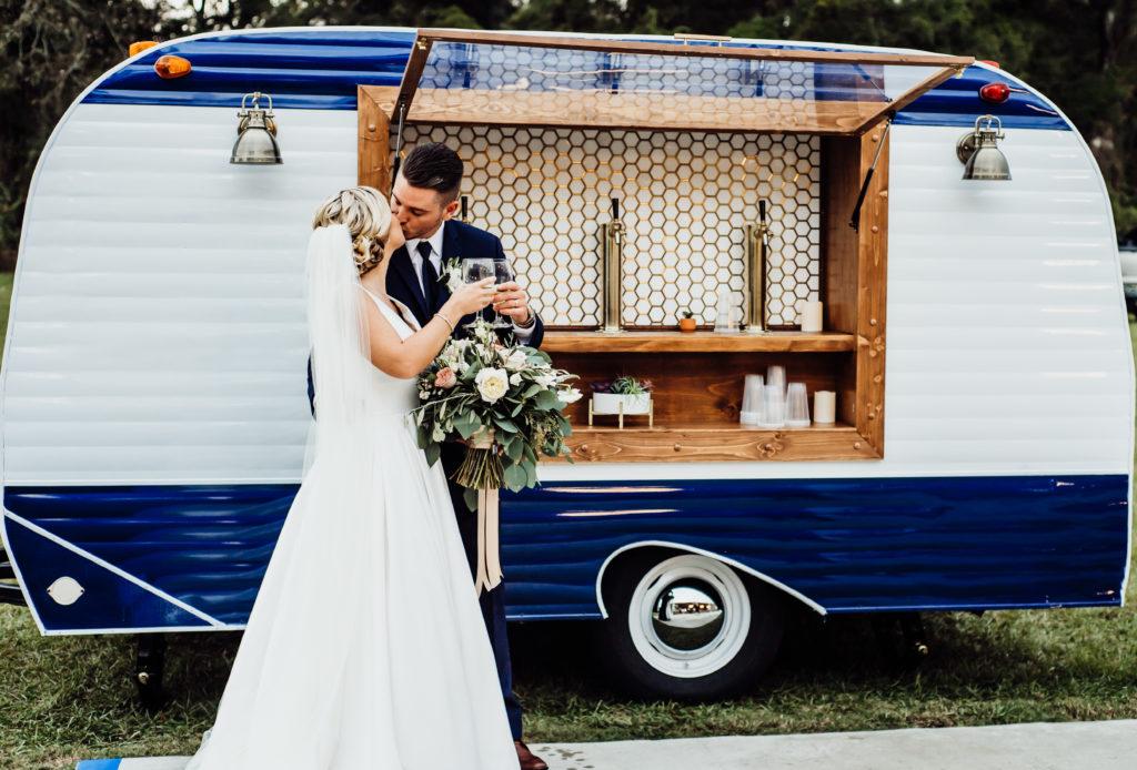 The Camper 30A Wedding Mobile Bar
